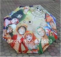 Free shipping Anime Umbrella One Piece Umbrella 2013 anime umbrellas