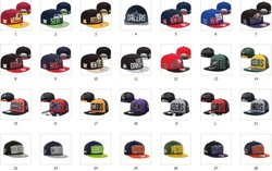 ALL Rugby sports teams Raiders Snapback hats SF baseball adjustable caps Cowboys football caps Steelers snapbacks Free Shipping(China (Mainland))
