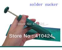 Free shipping ! Anti Static Desolder Pump Sucker Solder Remover Removal Tool ,