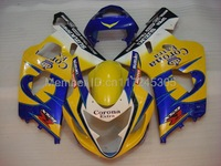 Motorcycle Parts Fairing Set For Suzuki GSXR 600 750 K4 2004 2005 Injection Molding Plastics Set K40009
