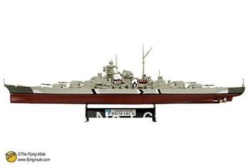 freeshipping!! the newest !!1:700 Fov 86006   world war ii the german army Bismarck battleships alloy model  military model
