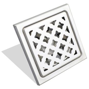 Bathroom anti-odor floor drain stainless steel material floor drain water pipe floor drain