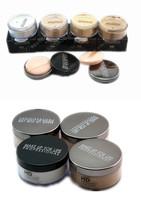 free shipping Make-up hd loose powder fix powder oil waterproof 12 belt puff
