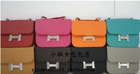 2013  Hot sell Women's Handbags Bags litchi grain shoulder bag      AAA33
