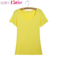 Navy style lovers summer shirt navy style lovers t-shirt short-sleeve t-shirt female