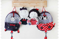 3pcs Lovely Baby anti-lost Backpacks no anti-lost tape small school bag child backpack toddler belt,free shipping