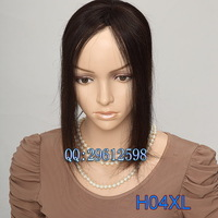 Free shipping 2013style free shippig Local real human hair wig local real hair 12x12cm