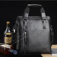 Free shipping Man bag fashion business casual male boutique shoulder bag messenger bag handbag briefcase