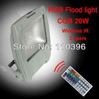 flood light 20w cool white/warm white/rgb led wall washer aluminum modern outdoor waterproof garden/house light
