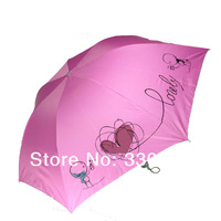 Free shipping Retail 1 piece High quality umbrella,foldable umbrella for rain