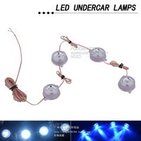 Car general vehicle light chassis lamp atmosphere light interior decoration lighting led foot light decoration lamp