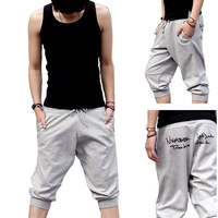 2013 New new arrival Hot Sale Mens casual shorts sport Pants sweatpants harem hip hop pant sweatpants men's  designer brand