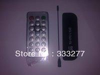 Freeview USB DVB-T Tuner HDTV Stick FM DAB DAB+ MPEG2/4/H.264 encoding for PC/Laptop Free Shipping