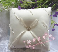 Sep sale Free shipping  Mini  15 x 15 x 5 cm Ring Pillowwedding fashion  Pillow western style wedding supplies