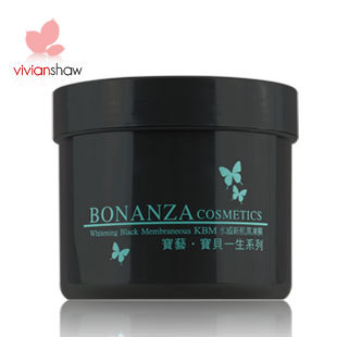 Bonanza sense black membrane 550g whitening clean(China (Mainland))