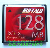 Original buffalo 128m industrial cf card rcf-x