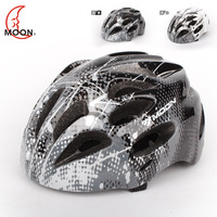 Free Shipping 2013 Moon ultra-light bicycle helmet ride helmet one piece safety cap mountain bike ride