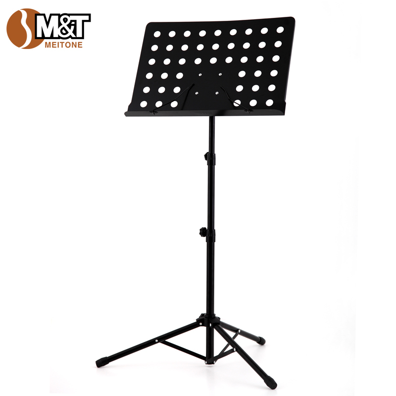 M t musical instrument music stand music stand beightening overstretches adjustable lift(China (Mainland))