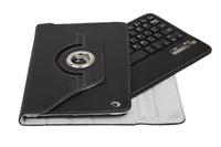 360 Degree Rotating Bluetooth keyboard case for iPad Mini