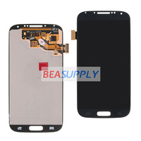 OEM Digitizer Touch Screen LCD Screen and Digitizer Assembly  for Samsung Galaxy S 4 IV GT-i9500 Black Mist