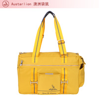 Free shipping Australian kangaroo 2013 autumn and winter ol Women casual handbag tote bag one shoulder laptop bag