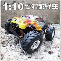 RC toys 6518 remote control  monster truck 4wd high artificial Off-road vehicles remote control car model