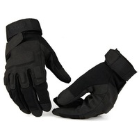 New MENS Blackhawk Black Bicycle Pilot Racing Driving Motorcycle Tactical Gloves