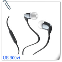 Free Shipping Logitech Ultimate Ears Metro.FI Metro fi 500vi Earphones UE500vi Noise isolating headset wholesale price Dropship
