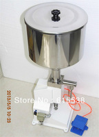 Semi-Automatic Pneumatic Cream Filling Machine,Paste Filling Machine 5-50ml