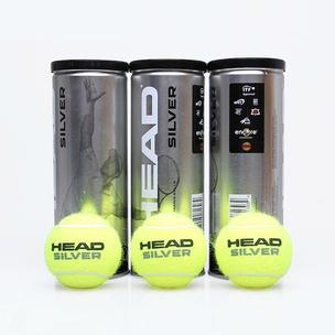 Free shipping NEW High quality Professional Training Durable Tennis Balls/Advanced Fitness Match Tennis Balls Elastic foot HEAD(China (Mainland))