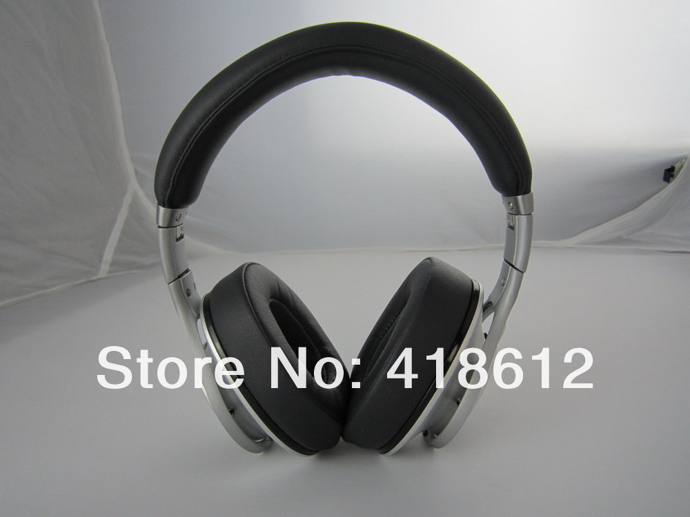 DHL free shipping stereo execu headphone super resolution sound DJ headset with nose concelling original in retail box(China (Mainland))
