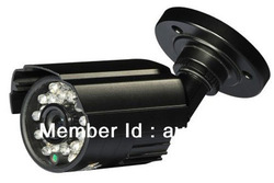 Popular 24IR Bullet Camera System(China (Mainland))