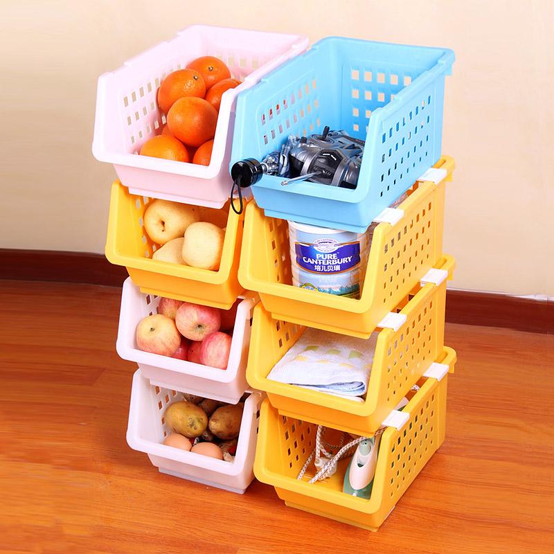 Ящики и корзины для хранения овощей