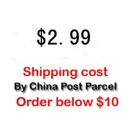 Special link for making up shipping cost $2.99  for order less than our minimum order $10