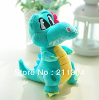 Free Shipping Hotsale dinosaur Plush Toy 20cm Sitting super cute and vivid wedding gift the soft toy plush animal the pendants