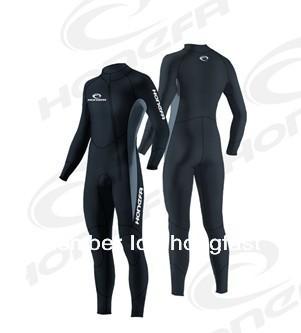 man 3mm SBR long sleeves surfing suit