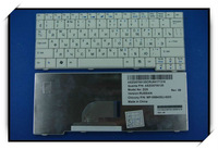 Free Shipping! Russian Laptop Keyboard for NEW Acer Aspire One ZG5 D150 D250 A110 A150 Emachines EM250 White MP-08B43SU-9203