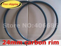 Велосипедное колесо Carbon 88mm tubular rim, carbon bicycle rim 88mm 3k gloss finish