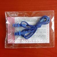Freeshipping  TPR  Anti-noise 3-layer Earplug  --27db    3F-1