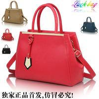 Free shipping Bags 2013 fashion one shoulder cross-body bag commercial women's vintage handbag