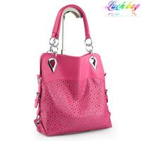 Free shipping Bags 2013 cutout women's candy color handbag women's shoulder bag cross-body bags