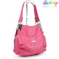 Free shipping Bags 2013 pleated women's handbag women's shoulder bag girl bag women's cross-body bags