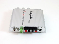 LEPAI LP-838 HIFI 2.1 MINI Car Audio MOTO Amplif PC Amplifier Mosfet Power Amplifier 1pcs(China (Mainland))