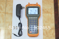 Free Shipping via DHLRY-S110D CATV Cable TV Handle Digital Signal Level Meter DB Tester 5-870MHz