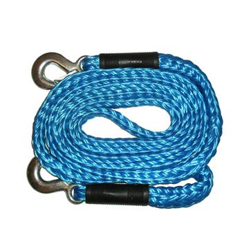 Hot sale Free shipping! Car trailer rope car towing rope pulling rope high quality neon off-road vehicles 4 meters 5