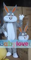 Bugs Bunny mascot costume GOOD QUALITY