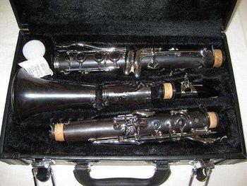 High quality ebony clarinet