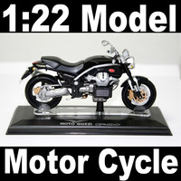 NEW 1:22 Motor Cycle model motorcycle MOTO GUZZI GRISO Diecast Model In Box Bike