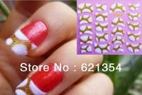 Velvet Nail Stickers ,Velvet Nails, Fashionable Nail Decorationes