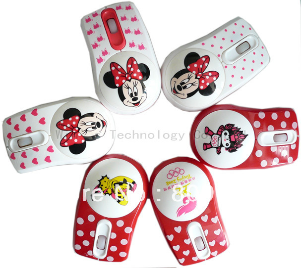 2013 hot sale high performance 3D micky design mouse, customized computer accessories optical mouse(China (Mainland))